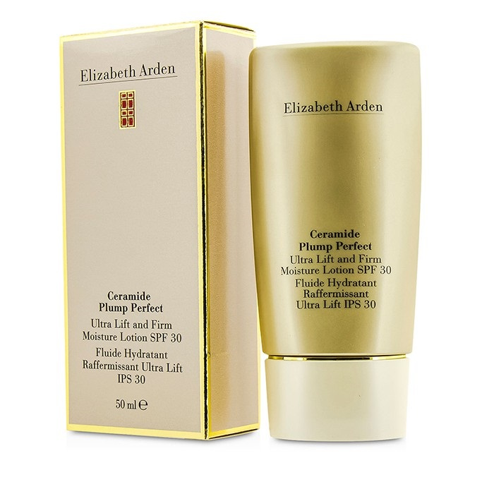 Elizabeth Arden - Ceramide Plump Perfect Ultra Lift and Firm Moisture Lotion SPF 30 - 50ml/1.7oz Aromatherapie Cleansing Gel - For Oily To Combination Skin 6.7oz
