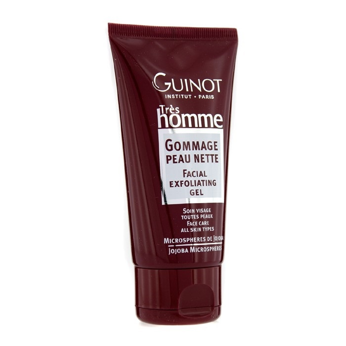Exfoliating facial gel guinot photo 777