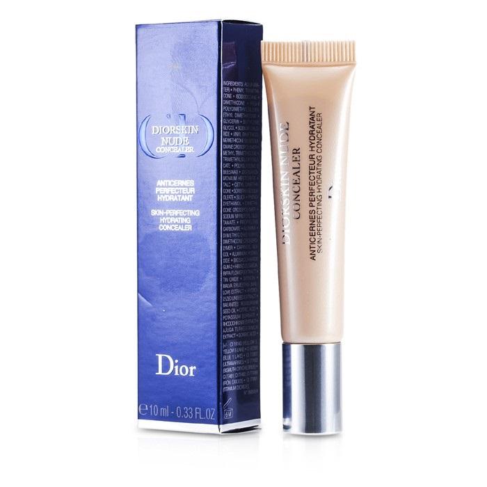 Dior Diorskin - Nude Skin Perfecting Hydrating Concealer