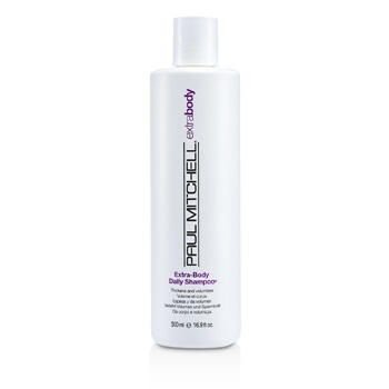 Paul Mitchell Extra-Body Daily Shampoo (Thicken and Volumizies)