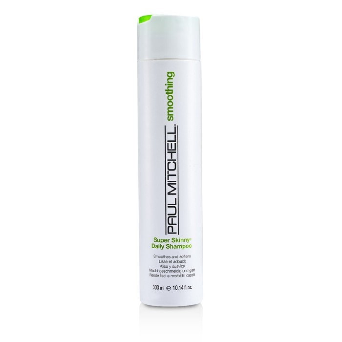 Paul Mitchell Smoothing Super Skinny Daily Shampoo (Smoothes and Softens)