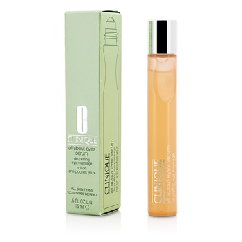 Clinique All About Eye Serum De-Puffing Eye Massage