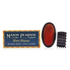 Mason Pearson Boar Bristle - Sensitive Military Pure Bristle Medium Size Hair Brush (Dark Ruby)