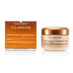 Clarins Delectable Self Tanning Mousse with Mirabelle Oil SPF 15
