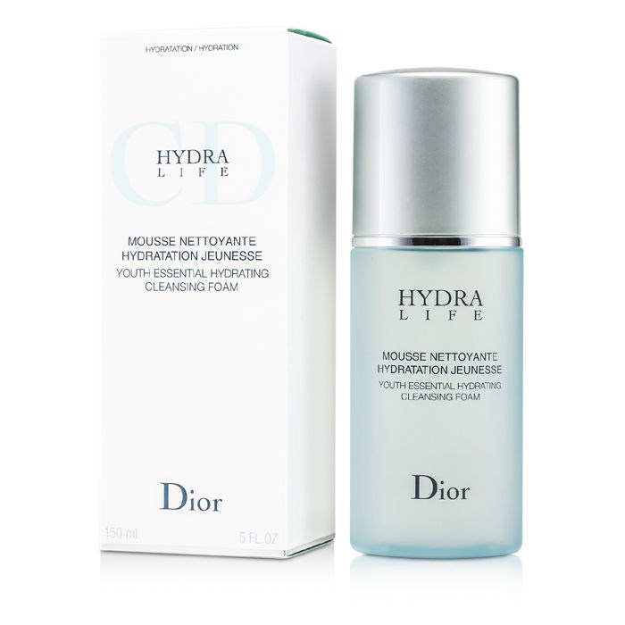 dior hydra life mousse nettoyante