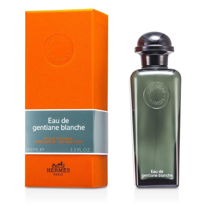 New Hermes Eau De Gentiane Blanche Edc Spray 100ml Perfume