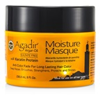 Agadir Argan Oil Keratin Protein Moisture Masque (Anti Color Fade For Long Lasting Hair Color, Ideal For Use on All Hair Types)