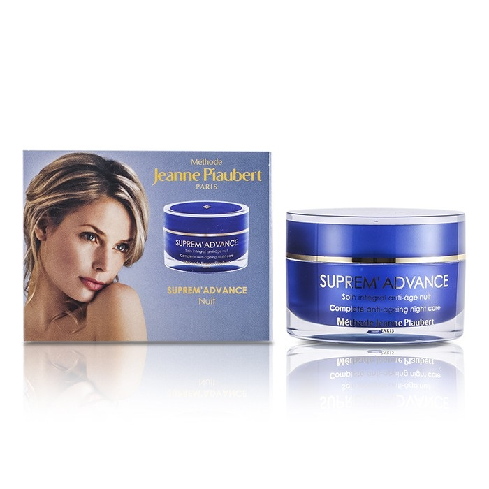 Methode Jeanne Piaubert Suprem' Advance - Complete Anti-Ageing Night Care