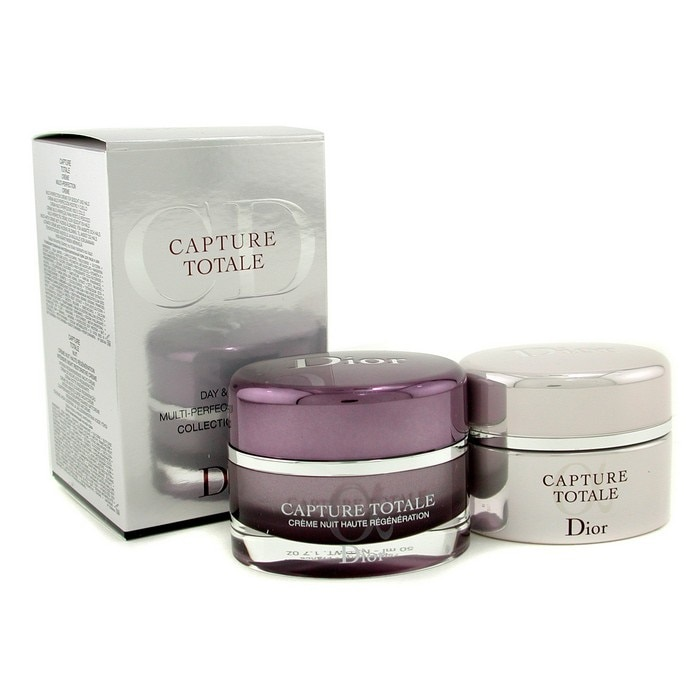 cd1bc3a6d1 Christian Dior Capture Totale Day & Night: Day Cream + Night Cream Skincare