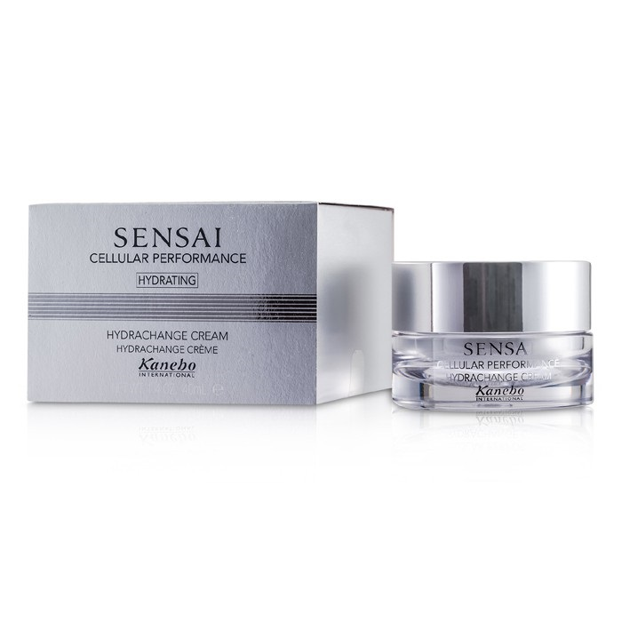 Kanebo Sensai Cellular Performance Hydrachange Cream