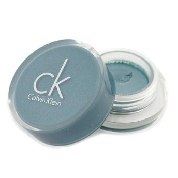 Calvin Klein Tempting Glimmer Sheer Creme EyeShadow - #311 Turquoise Blue (Unboxed)