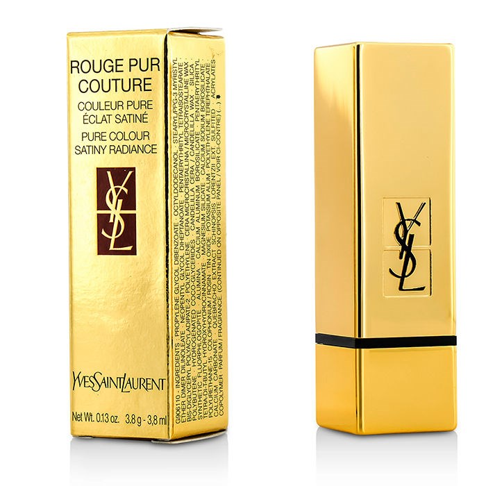 Yves Saint Laurent Rouge Pur Couture - #10 Beige Tribute | The ...