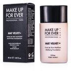 Make Up For Ever Mat Velvet + Matifying Foundation - #65 (Golden Beige)