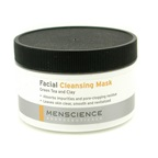 Menscience Facial Cleaning Mask - Green Tea And Clay