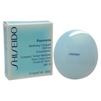 Shiseido Pureness Matifying Compact Oil Free Foundation SPF15 - #40 Natural Beige Foundation (Case + Refill)