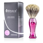 EShave Shave Brush Fine - Purple