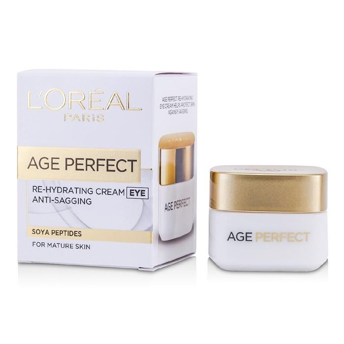 Eye cream for mature skin