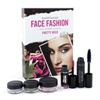 BareMinerals BareMinerals Face Fashion Collection - The Look Of Now Pretty Wild (Blush + 2x Eye Color + Mascara + Lipcolor)
