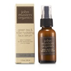 John Masters Organics Green Tea & Rose Hydrating Face Serum (For Normal/ Dry Skin)
