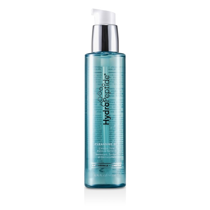Cleansing Gel Gentle Cleanse, Tone, Make-Up Remover 200ml/6.76oz Vichy Vichy NormaDerm Resurfacing Care, 1.7 oz