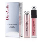 Christian Dior Dior Addict Lip Experts Duo (1x Lip Glow, 1x Lip Maximizer)