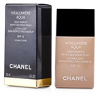Chanel Vitalumiere Aqua Ultra Light Skin Perfecting Makeup SFP 15 - # 22 Beige Rose