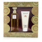 Elizabeth Arden 5th Avenue Coffret: EDP Spray 125ml/4.2oz + Moisturizing Body Lotion 100ml/3.3oz