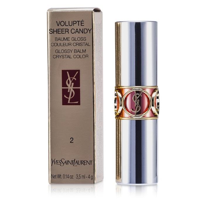 Yves Saint Laurent Volupte Sheer Candy Lipstick Glossy -3032