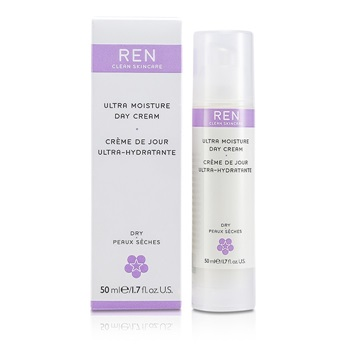 Ren Ultra Moisture Day Cream (For Dry Skin)