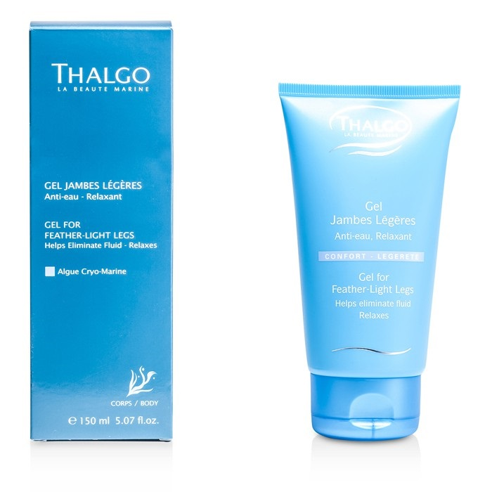 Thalgo Gel For Feather-Light Legs Skincare