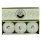 Roger & Gallet Green Tea (The Vert) Perfumed Soap Coffret