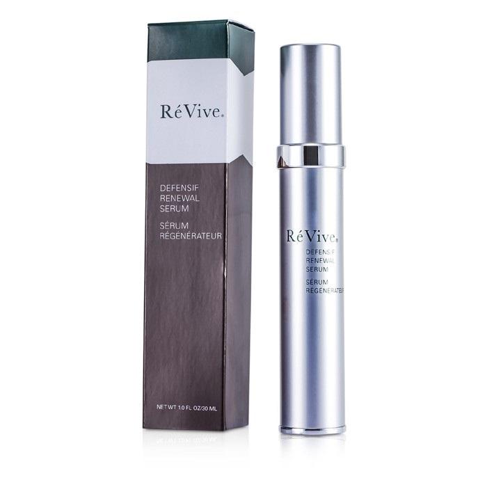 Re Vive - Defensif Renewal Serum - 30ml/1oz OneKind.25 Cocokind  Facial Cleansing Oil, 2 oz