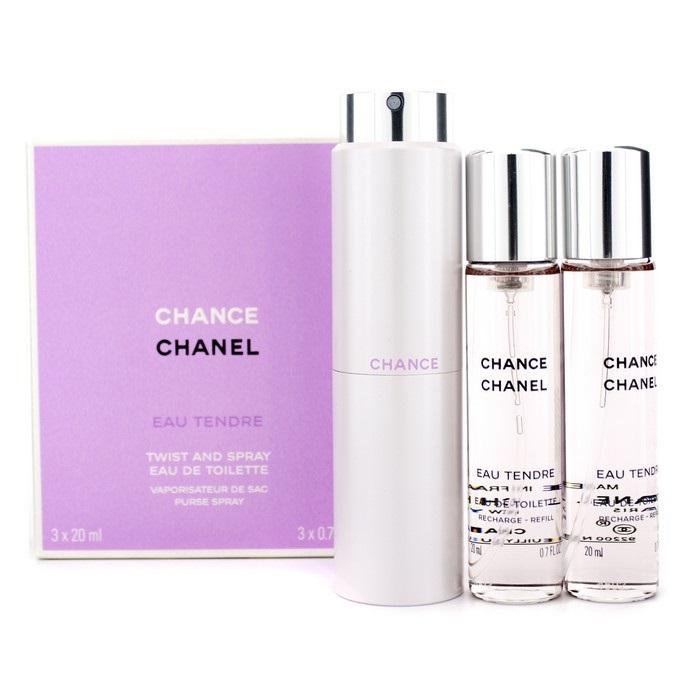 Chanel Chance Eau Tendre Twist   Spray EDT. Loading zoom 06f016e12d