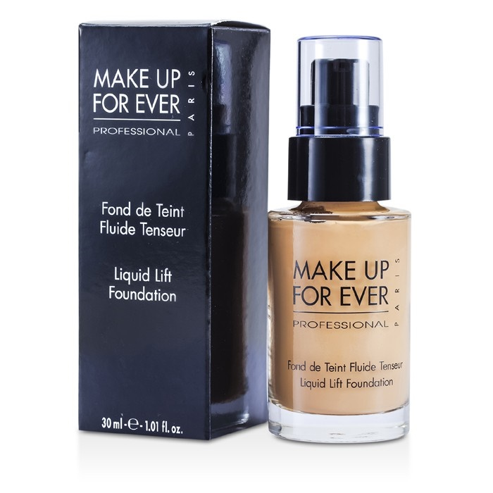Make Up For Ever Liquid Lift Foundation - #9 (Pale Sand)