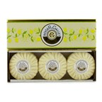 Roger & Gallet Cedrat (Citron) Perfumed Soap Coffret