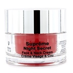 Dr. Sebagh Supreme Night Secret Face & Neck Cream