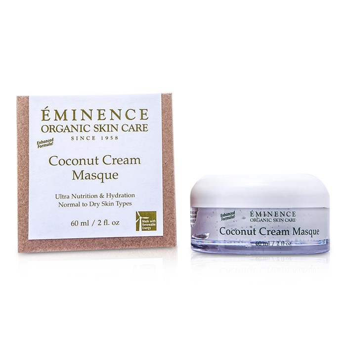 Eminence Coconut Cream Masque - For Normal to Dry Skin