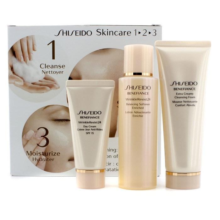 shiseido benefiance wrinkleresist24 day cream review