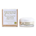 Eminence Jasmine Tangerine Age-Defying Night Cream - For Normal to Dry Skin