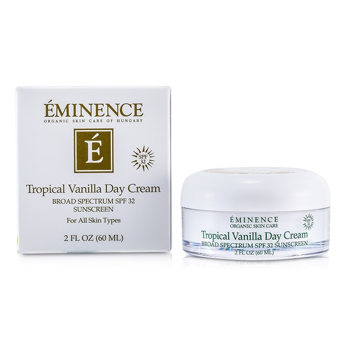 Eminence Tropical Vanilla Sun Cream SPF 32