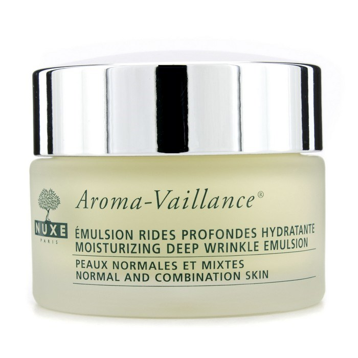 Aroma Vaillance Moisturizing Deep Wrinkle Emulsion (normal And Combination Skin) --50ml/1.6oz