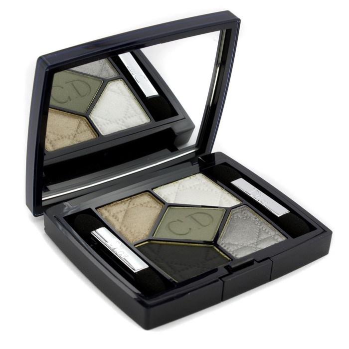 dfecd9bd Christian Dior 5 Color Couture Colour Eyeshadow Palette - No. 454 Royal  Kaki Makeup