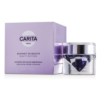 Carita Diamant De Beaute Beauty Diamond Regenerating Midnight Concentrate