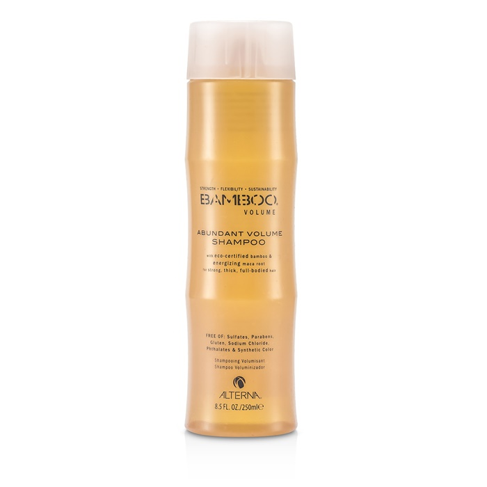 Alterna Bamboo Volume Abundant Volume Shampoo (For Strong, Thick, Full-Bodied Hair)