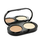 Bobbi Brown New Creamy Concealer Kit - Warm Natural Creamy Concealer + Pale Yellow Sheer Finish Pressed Powder