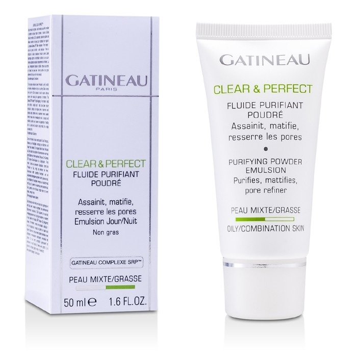Gatineau Clear & Perfect Purifying Powder Emulsion (For Oily/Combination Skin)