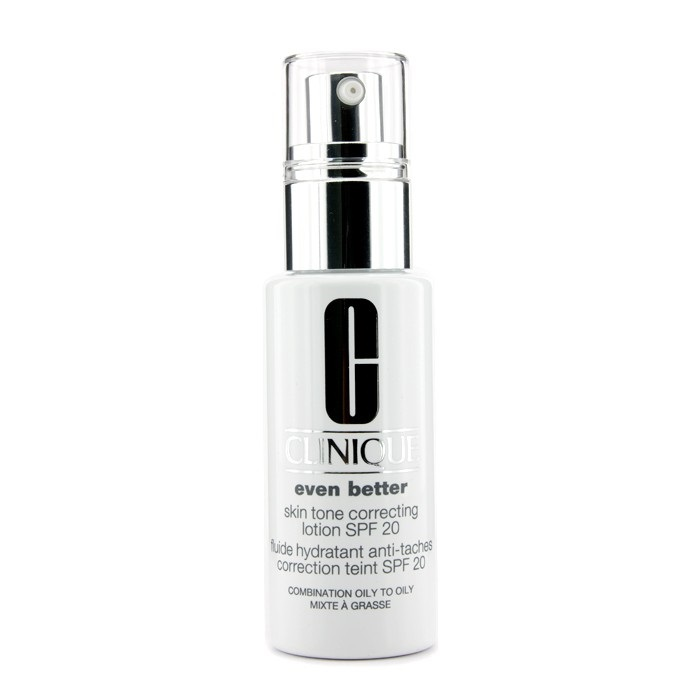 Clinique Even Better Skin Tone Correcting Lotion SPF 20 (Combination Oily to Oily)