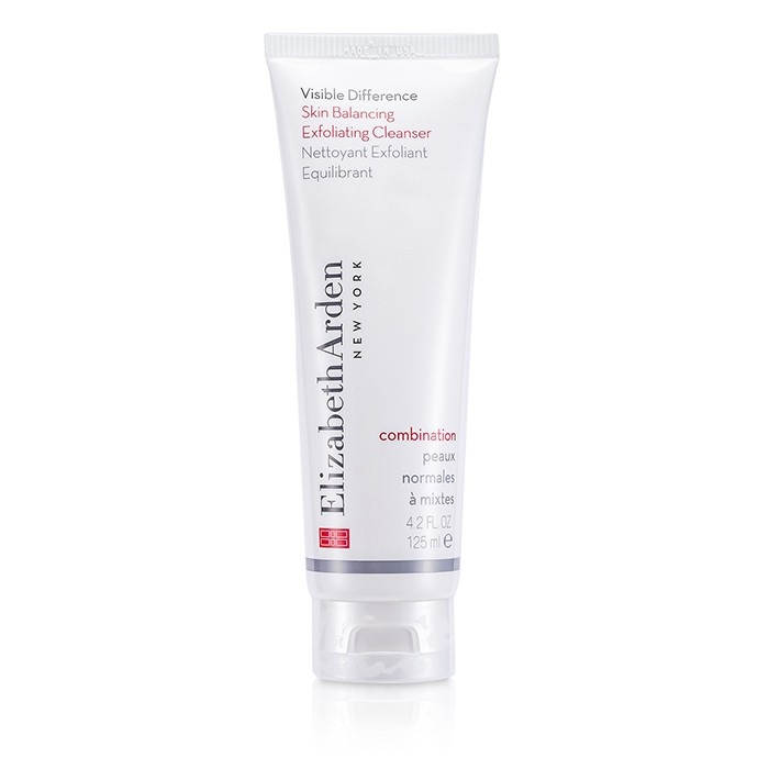 Elizabeth Arden - Visible Difference Oil-Free Cleanser (Oily Skin) - 125ml/4.2oz Tree Hut Shea Sugar Scrub, Amazon Pequi 18 oz (Pack of 2)