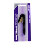 Tweezerman Professional Folding Ilashcomb - Black