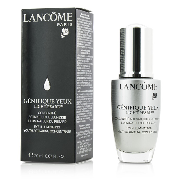 Lancome Genifique Yeux Light-Pearl Eye-Illuminating Youth Activating (Made in France)